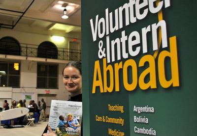 Projects Abroad Open House
