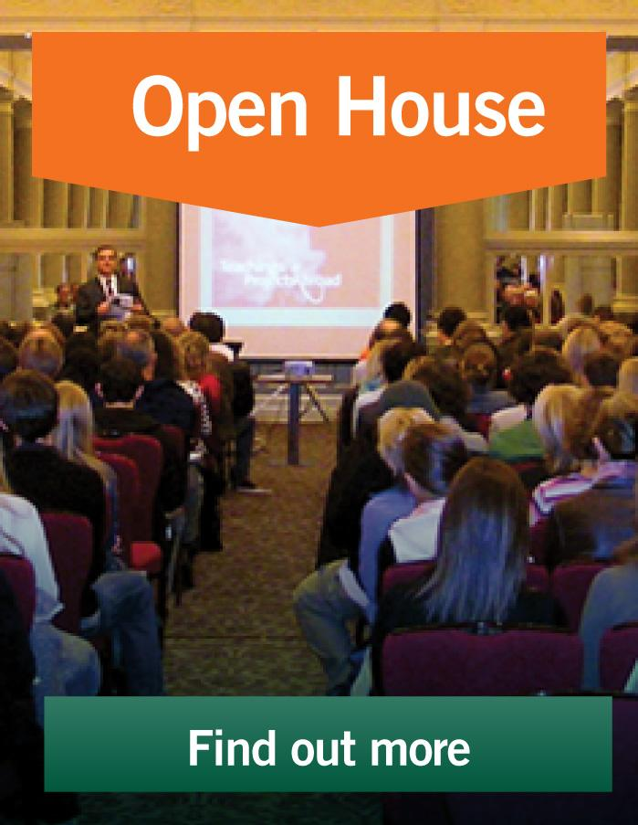 Attend an open house event to learn and ask questions about volunteering abroad