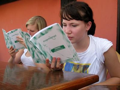 Volunteers learn all the information they need to live and volunteer in Ghana with Projects Abroad.