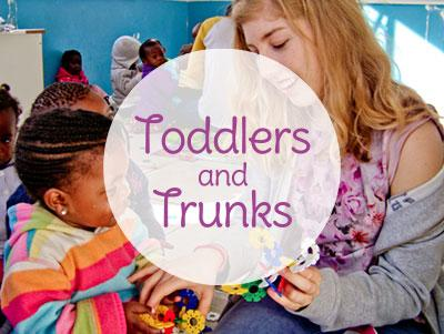 Options for combining a Conservation and a Care project in South Africa and Botswana