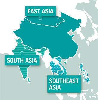 Intern in Asia