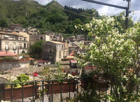 The town of Reggio di Calabria in southern Italy, where Projects Abroad is partnered with the Red Cross.