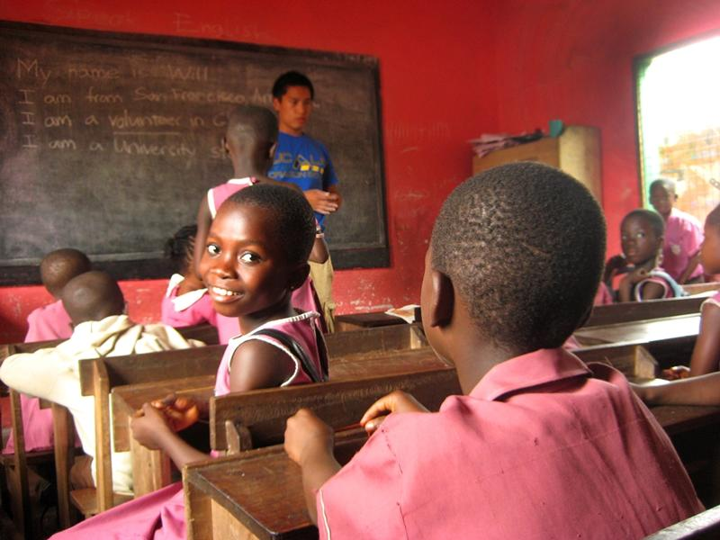 Volunteer Teaching in Africa | Projects Abroad
