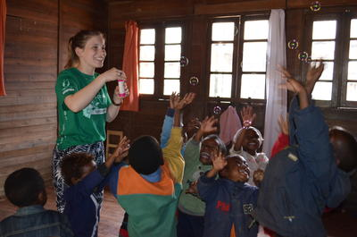 Impact young lives through care and educational development during a gap year abroad