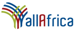 All Africa  website logo
