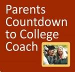 Parents Countdown to College Coach website logo