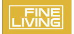 The Fine Living website logo