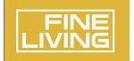 The Fine Living website logo