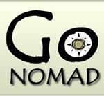 Go Nomad website logo