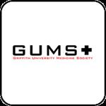 Gums website logo