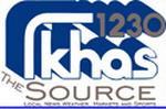 Khas Radio website logo