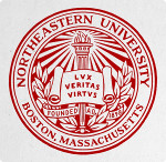 Northeastern News website logo