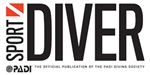 Sport Diver website logo