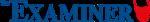 The Examiner website logo