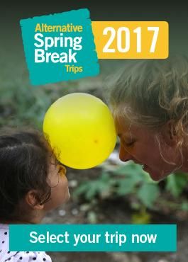 Alternative Spring Break Trips – Spring 2017