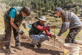 Volunteer in Peru: Archaeology
