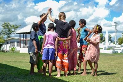 Volunteer and Intern in Fiji