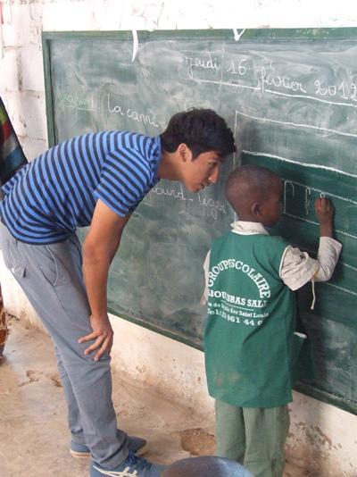 Volunteer in Kindergarten in Senegal
