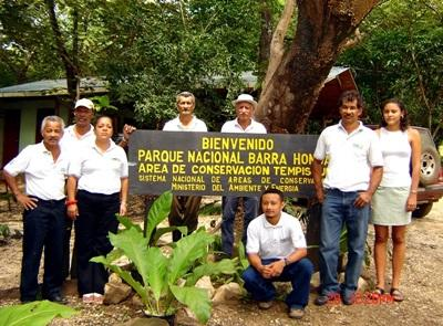 Environmental volunteer work in Costa Rica