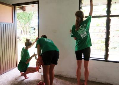 Volunteer Community Village Project in Fiji