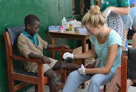 Volunteer in Ghana: Nursing School Elective