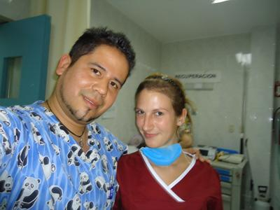Physical Therapy student gains university credit while volunteering in a clinic in Mexico