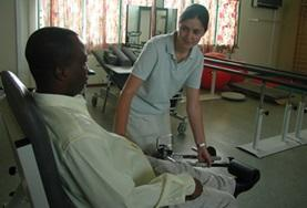 Volunteer in Ghana: Physical Therapy School Elective