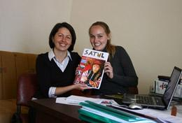 A Journalism & Photography High School Special volunteer in Romania has her article published.