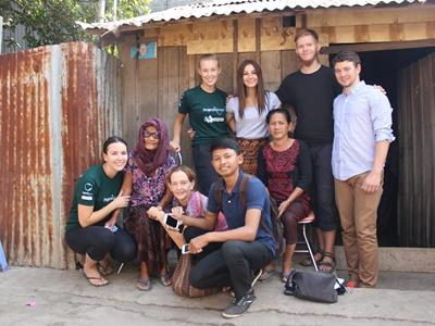 Take the Khmer Language Course and enhance your time with your Cambodian host family