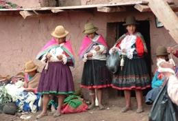 Learn Quechua in Peru on your volunteering trip.