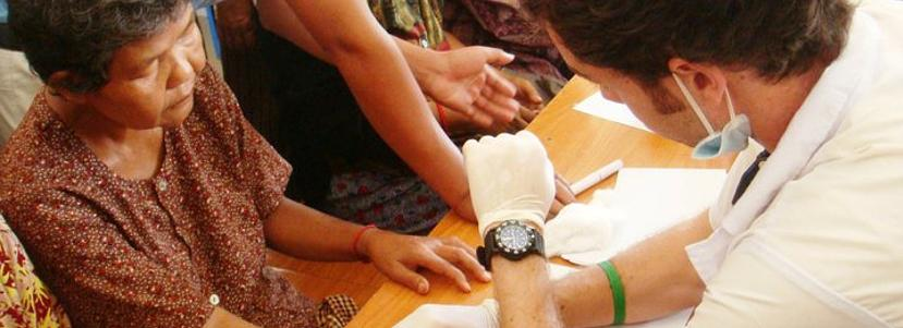 Volunteer in local community on a Medicine & Healthcare project abroad