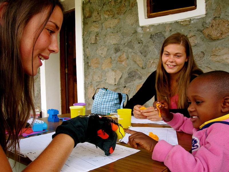 Occupational Therapy Internships In Tanzania Projects Abroad