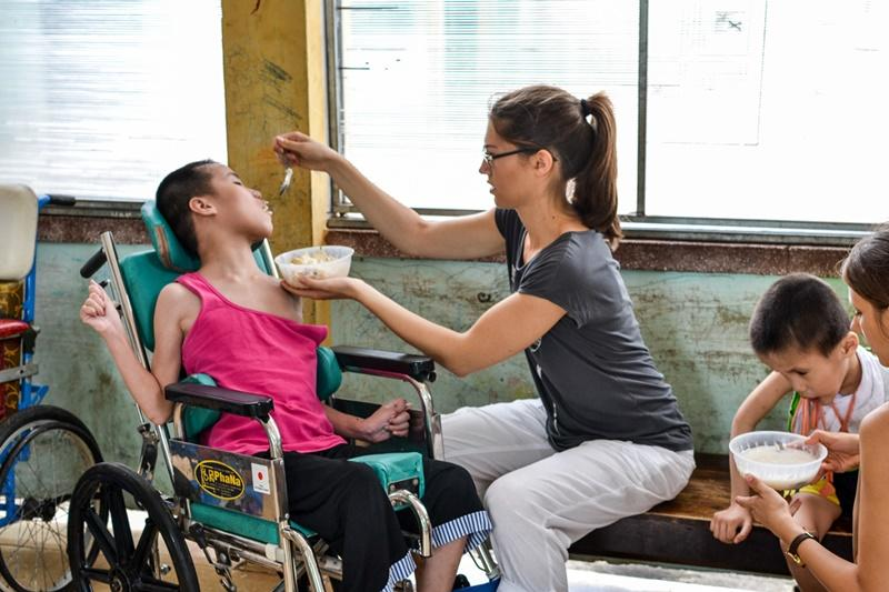 occupational therapy internships in vietnam projects abroad