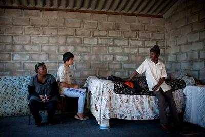 Law intern works with locals to improve Human Rights in South Africa