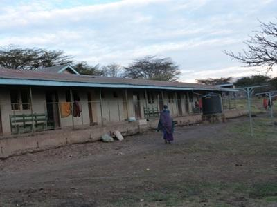 Clinic in Tanzania where Projects Abroad Medicine volunteers work