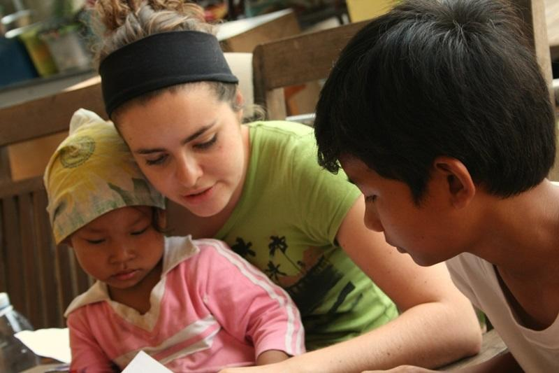 Volunteer Occupational Therapist in Cambodia | Projects Abroad
