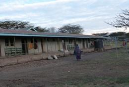 Volunteer doctors work in rural Tanzania to help Maasai people in need of medical attention.