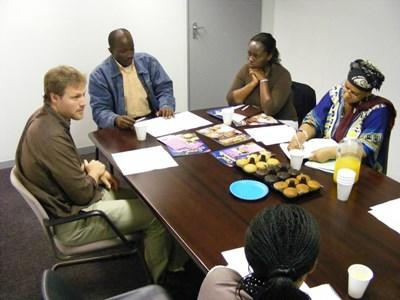 Professional Microfinance volunteers in Tanzania with Projects Abroad