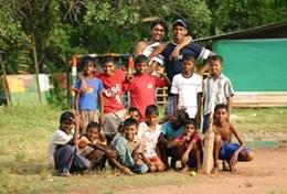 Volunteer in India: Cricket