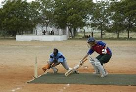 Volunteer Cricket