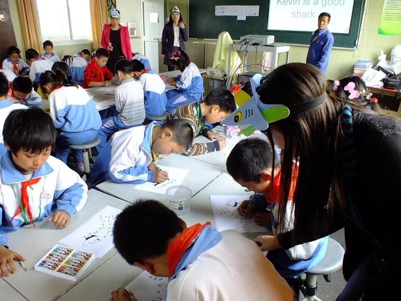 Creative writing a-level schools in china