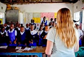 Volunteer Kenya