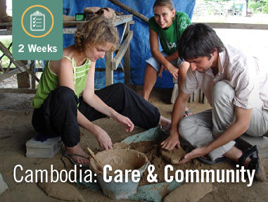 Culture & Community in Cambodia (2 Weeks)