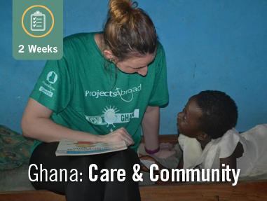 Care & Community in Ghana (2 Weeks)