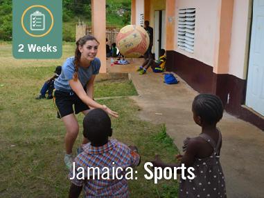 Sports in Jamaica (2 Weeks)